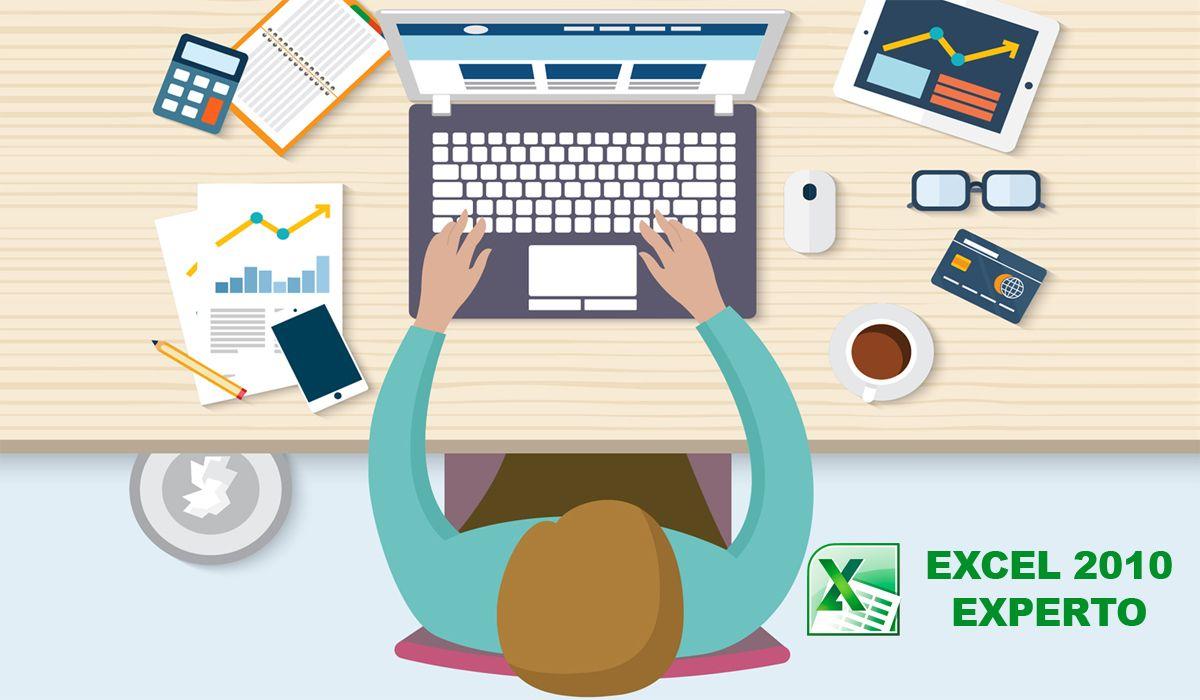imagen del curso online: Curso Online Excel 2010 experto