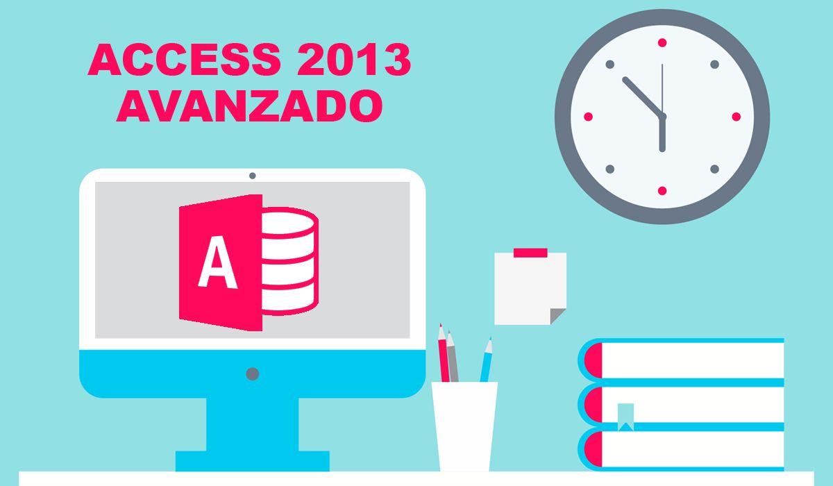 imagen curso online: Curso Online Access 2013 avanzado