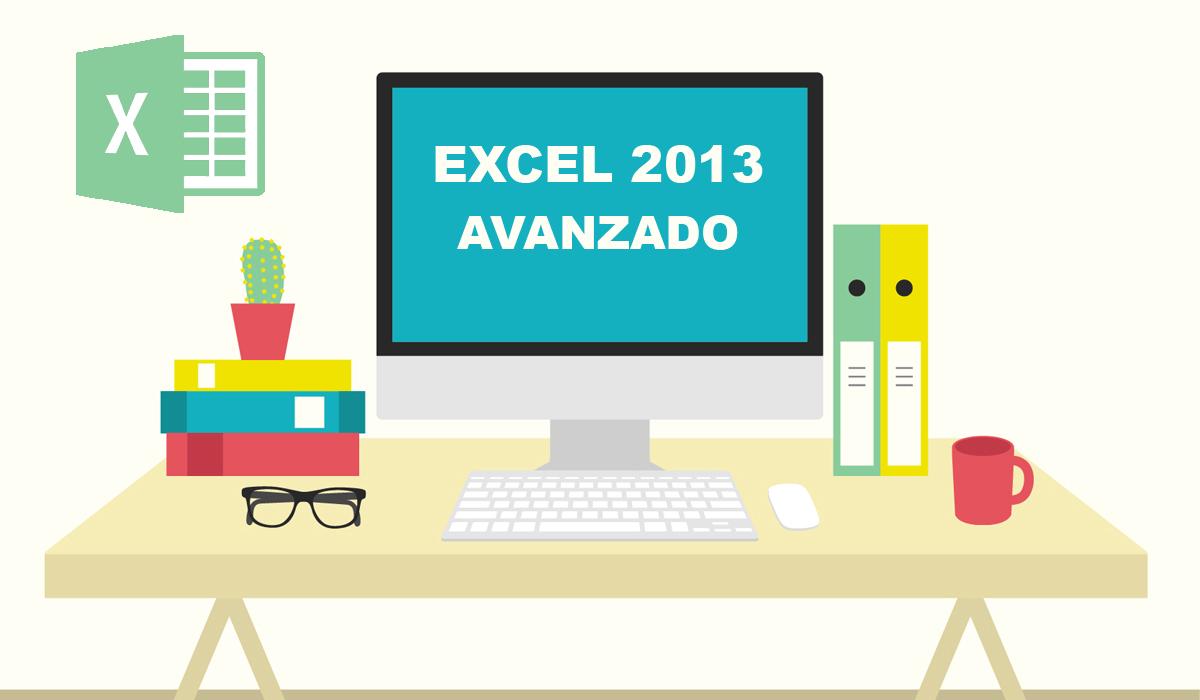 imagen del curso online: Curso Online Excel 2013 avanzado