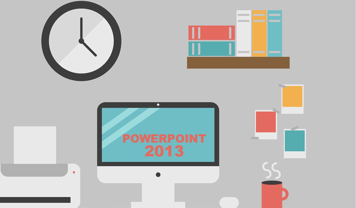 imagen curso online: Curso online Powerpoint 2013