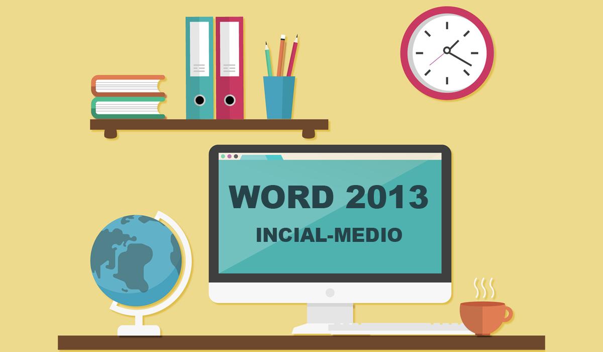 imagen curso online: Curso Online Word 2013 inicial - medio