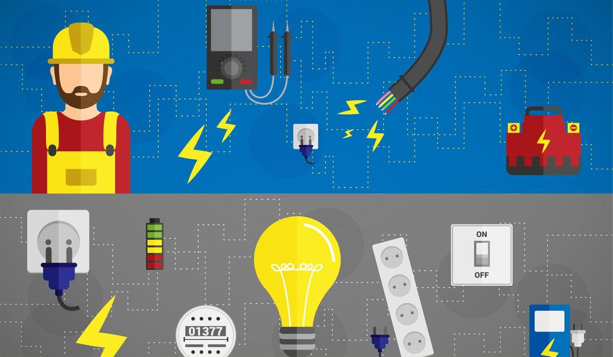 imagen del curso online: Curso Online Prevención en electricidad riesgos salud