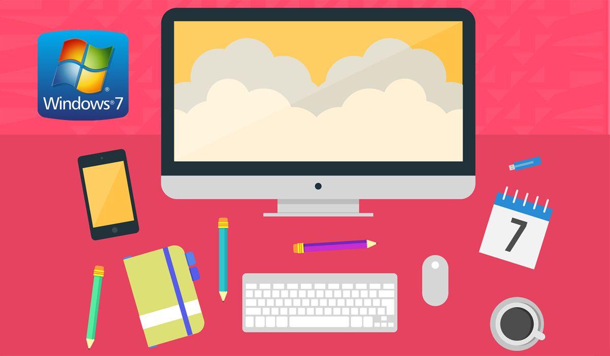 imagen del curso online: Curso Online Introducci�n a la inform�tica con Windows 7