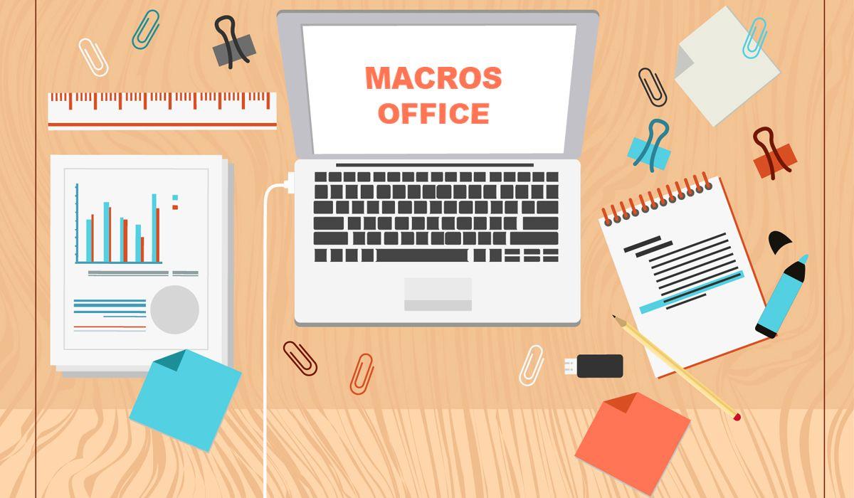 imagen del curso online: Curso Online Macros con Microsoft Office