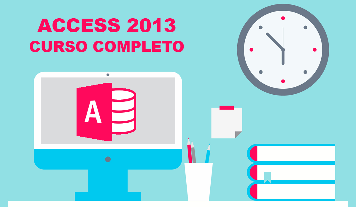 imagen curso online: Curso Online Access 2013. Inicial+medio+avanzado.