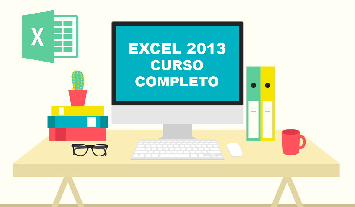 imagen del curso online: Curso online Excel 2013. Inicial+medio+avanzado