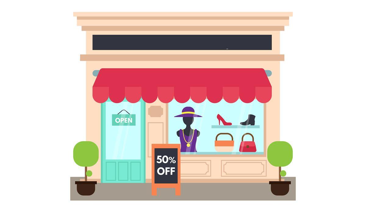 imagen del curso online: Curso Online Escaparatismo en tiendas de ropa y calzado