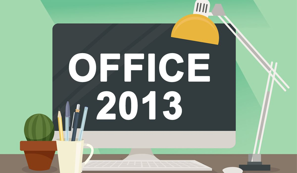 imagen del curso online: Pack Office 2013: Access + Excel + Outlook + Powerpoint + Word