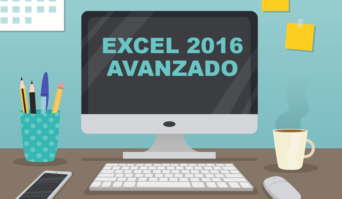 imagen del curso online: Curso online Excel 2016 Avanzado