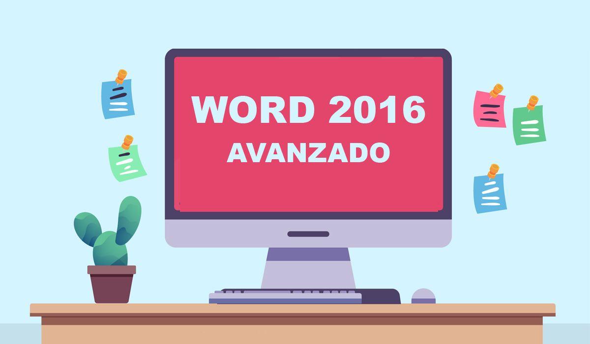 imagen del curso online: Curso online Word 2016 Avanzado