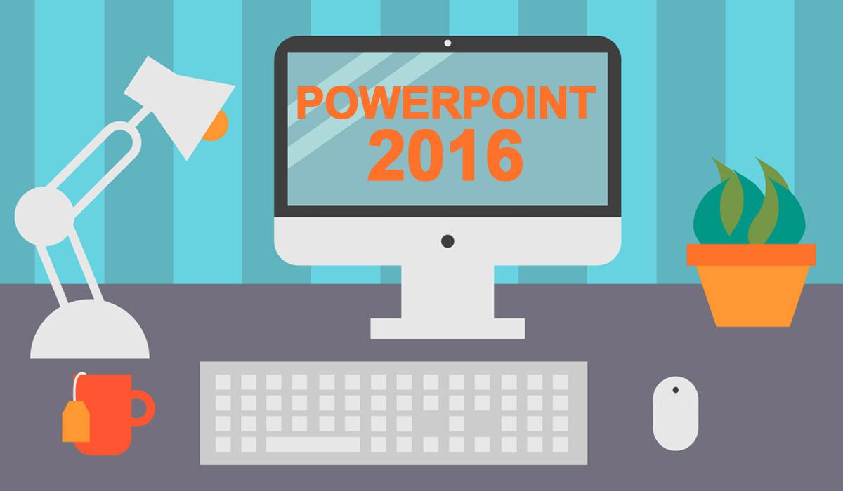 imagen del curso online: Curso Online Powerpoint 2016