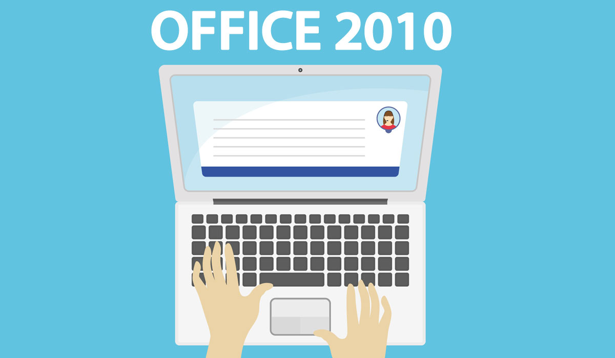 imagen del curso online: Pack Office 2010: Access + Excel + Outlook + Powerpoint + Word