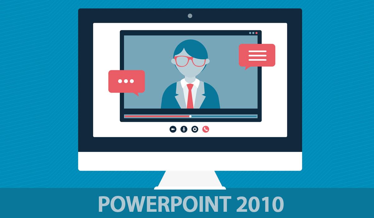 imagen curso online: Curso online Powerpoint 2010