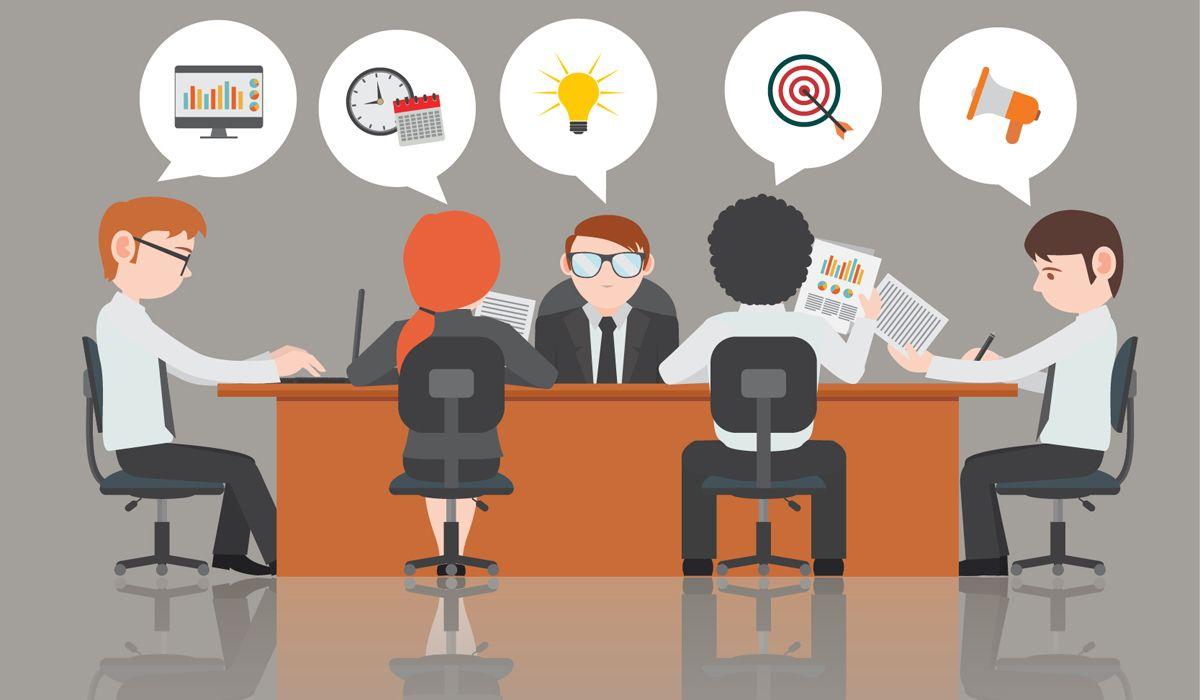 imagen del curso online: Curso de Gestión eficaz de reuniones