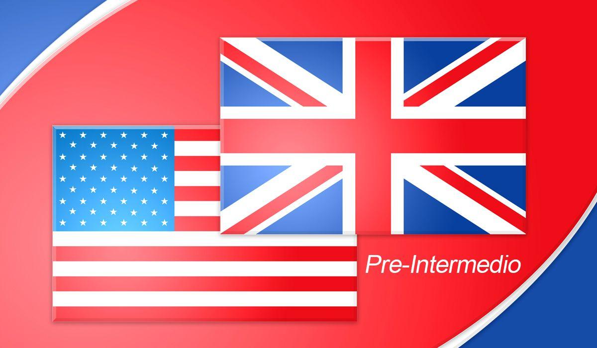 imagen del curso online: Curso de Inglés pre-intermedio