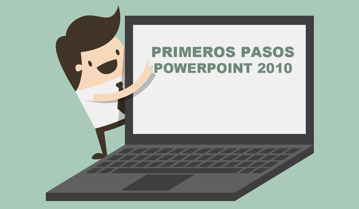 imagen del curso online: Curso primeros pasos con Powerpoint 2010