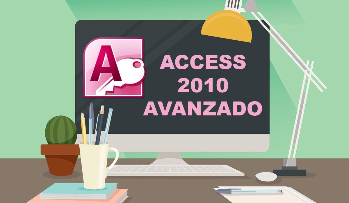 imagen del curso online: Curso de Access 2010 avanzado
