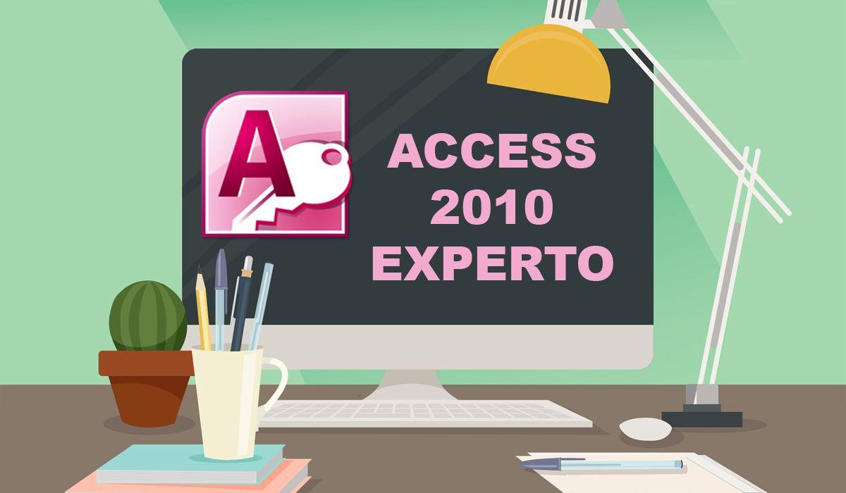 imagen del curso online: Curso de Access 2010 experto