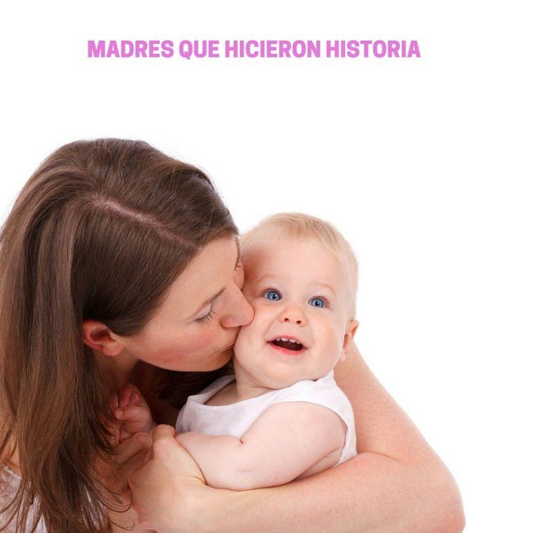 foto #1 de entrada del blog: Madres que hicieron historia