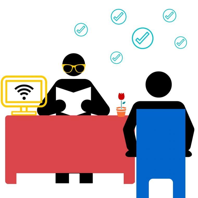 imagen de entrada del blog: Consejos para triunfar en una entrevista de trabajo